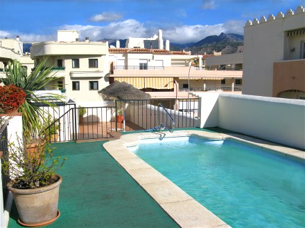 Appartement Medina in Nerja